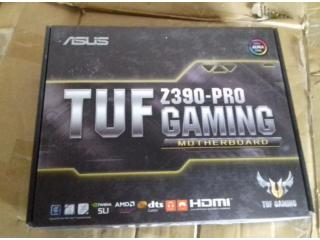 Placa de baza ASUS TUF Z390-PRO GAMING-sigilata, eventual i7 9700