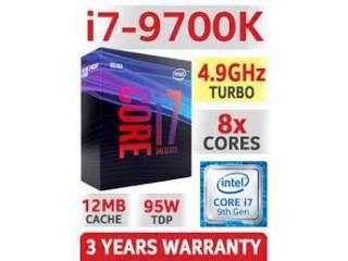 I7 9700k+ Placa de baza MSI Z370 SLI PLUS-noi sigilate