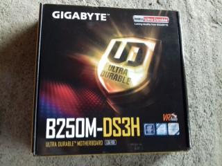 Placa de baza Gigabyte GA-B250M,sigilata, ideala i5 6500, i7 7700