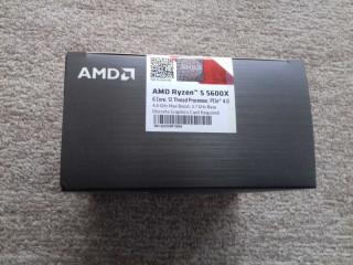 Procesor AMD Ryzen 5 5600X , sigilat , nou la doar 1230 ron