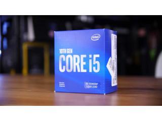 Procesor Intel Core i5-10400F Gen 10 Socket LGA1200 nou. Sigilat