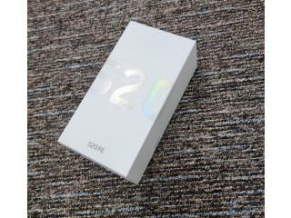 Galaxy S20 FE 128GB. SIGILAT !! White