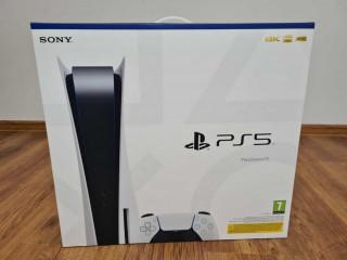 NOUA Consola PlayStation 5 Disc PS5 SIGILATA cu GARANTIE