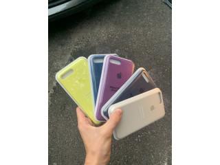 Huse Apple Silicone Case iPhone 7 8 PLUS | SIGILATE / Diverse culori