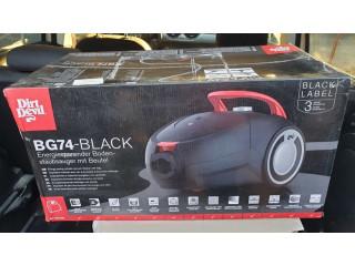 Aspirator Dirt Devil BG74 Black, 700W, 2 L, Filtru HEPA, Nou, Sigilat