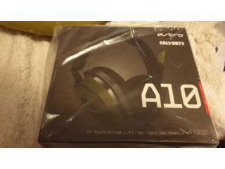 Casti Astro Gaming A10 (BLACK) - Call of Duty Edition, NOI, Sigilate