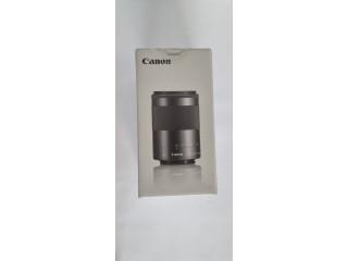 Canon EF-M Obiectiv Foto Mirrorless 55-200mm F4.5-6.3 IS STM Sigilat