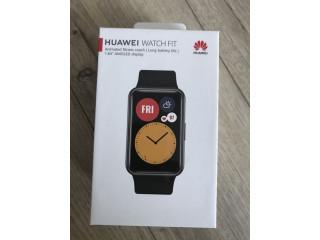 Huawei Watch Fit nou sigilat