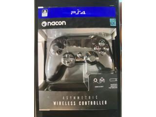 Controller Wireless Nacon Asymmetric pentru Playstation 4, Sigilat