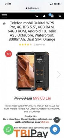 telefon-mobil-oukitel-wp5-pro-4g-ips-55-4gb-ram-64gb-rom-androi-big-0