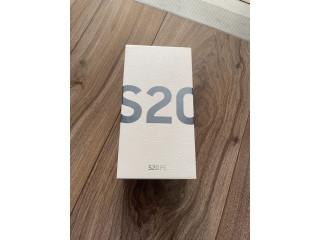 Samsung S20 FE - Nou - Sigilat