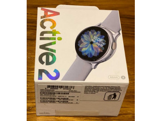 Smartwatch SAMSUNG Galaxy Watch Active 2 44mm,Android/iOS,Cloud Silver