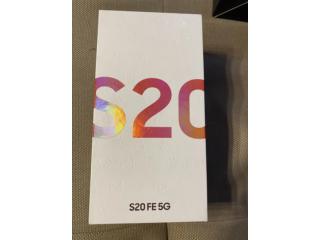 Samsung S20 FE 5G Red Sigilat