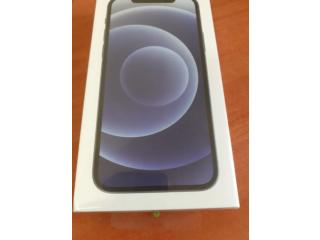 Iphone 12 64gb black 5G sigilat neverlock factura si garantien2 ani