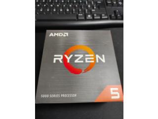 Procesor AMD Ryzen 5 Zen 3 Socket AM4 - NOU - SIGILAT