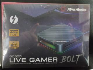 Avermedia GC555 Live Gamer Bold 4K60 - NOU - SIGILAT