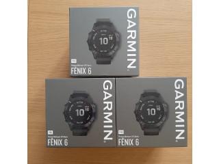 Ceas smart Garmin Fenix 6 Pro nou, sigilat, nefolosit