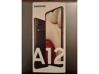 Telefon sigilat Samsung Galaxy A12