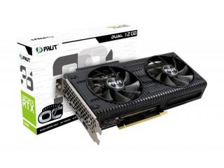 Placa video GeForce RTX 3060, 12GB GDDR6, sigilata cu garantie 3 ani