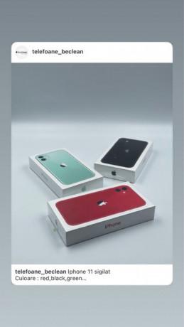 iphone-11-rosu-memorie-128giga-sigilat-telefoane-beclean-big-0