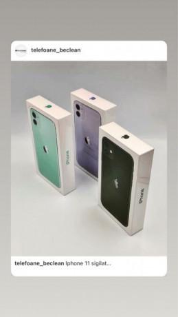 iphone-11-rosu-memorie-128giga-sigilat-telefoane-beclean-big-1