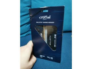 Memorie Crucial Ballistix Ddr 4 16 GB sigilat