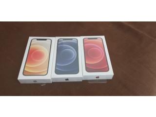 Noul iPhone 12 cu 12 luni Garantie sigilat Nou 64 GB
