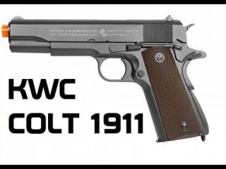 Airsoft cu bile calibru 6mm,celebrul COLT 1911,500bile incluse,metalic.