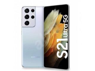 Samsung S21 ULTRA 5G - 128 gb - silver - SIGILAT