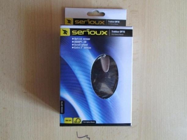 vand-pachet-mouse-serioux-si-mousepad-serioux-sigilate-big-0