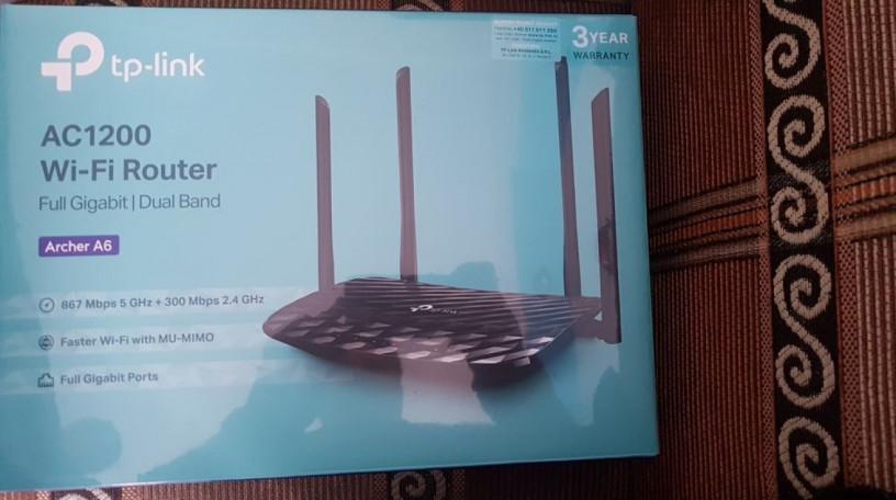 vand-router-internet-tp-link-ac-1200-archer-a6-sigilat-nou-big-0