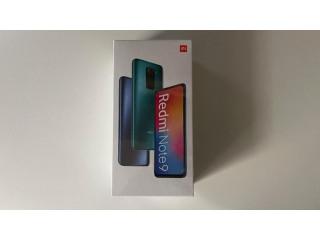 Xiaomi Redmi Note 9 Midnight Grey / Sigilat / Garantie