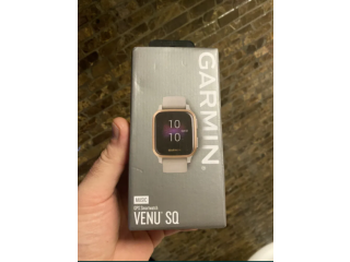Garmin Venu SQ, Music Edition, Sand Rose, sigilat