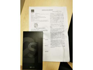 Samsung s21+, phantom black, sigilat, garantie 2 ani, neverlocked