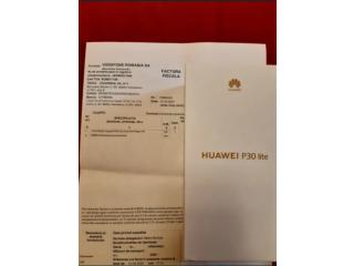 Huawei P30 Lite , 128GB, Black, Sigilat, Factura Vodafone