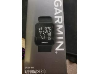 Vand smartwatch Garmin Approach S10, NOU, SIGILAT