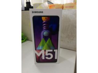 Samsung Galaxy M51, produs nou sigilat cu garantie