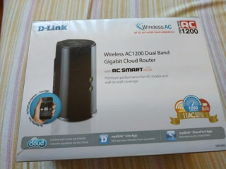 Router wireless D-Link Gigabit DIR-860L -NOU- -SIGILAT- -FULL BOX-