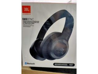 Vand casti bluetooth JBL E65BTNC, Noise Cancelling, SIGILATE