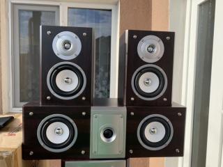 Boxe sistem audio 5.1 INTERVISION