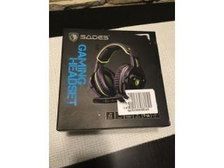 Gaming headset SA-810 noi sigilate