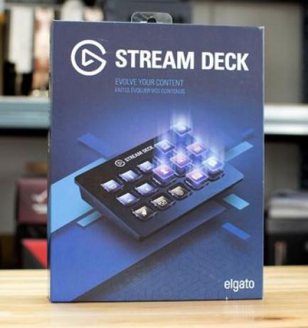 sigilat-elgato-stream-deck-15-butoane-nou-original-big-0