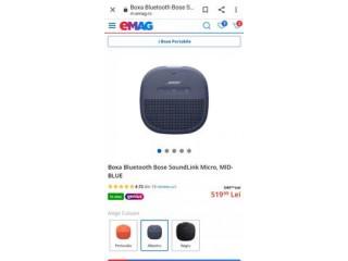 Boxa Bose SoundLink Micro--NOU-SIGILAT