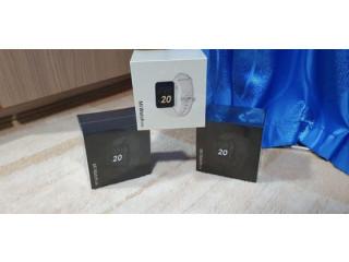 Nou, sigilat, Xiaomi Smartwatch Mi Watch LITE, Black, White, Fitnes