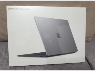 Microsoft surface laptop 3, Nou Sigilat