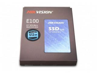 SSD 512GB Hikvision sigilat E100 SATA3 2.5