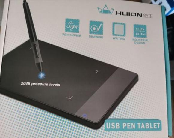 vand-tableta-grafica-huion-h420-noua-sigilata-big-0