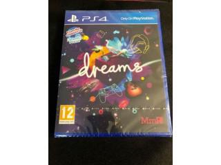 SIGILAT Joc Dreams Playstation 4 (ps4)