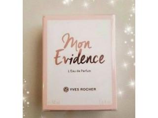 Apă de parfum Mon Evidence Yves Rocher, 50 ml,sigilat
