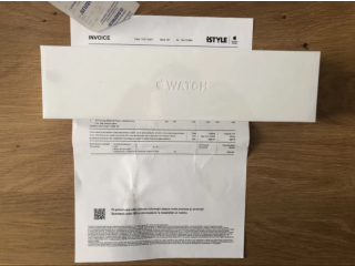 Apple Watch S6 GPS 44mm Space Gray Aluminium - Sigilat